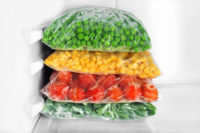 Freezing Foods is easy