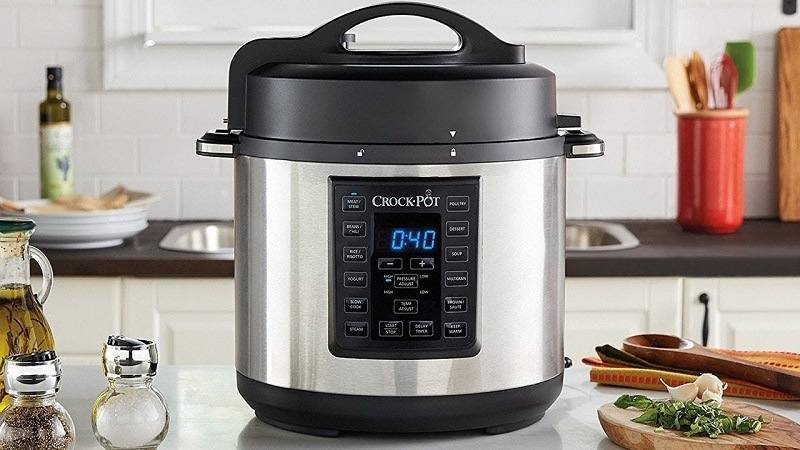 Crock-Pot SCCPPC600-V1 Cooking System Review
