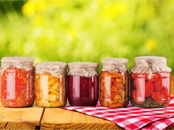 Jar, Food, Canning.