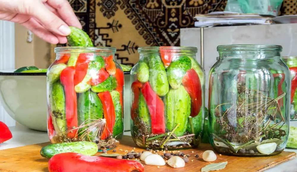 Secret to Canning Pickles