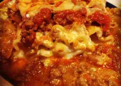 Instant Pot Lasagna Rolls