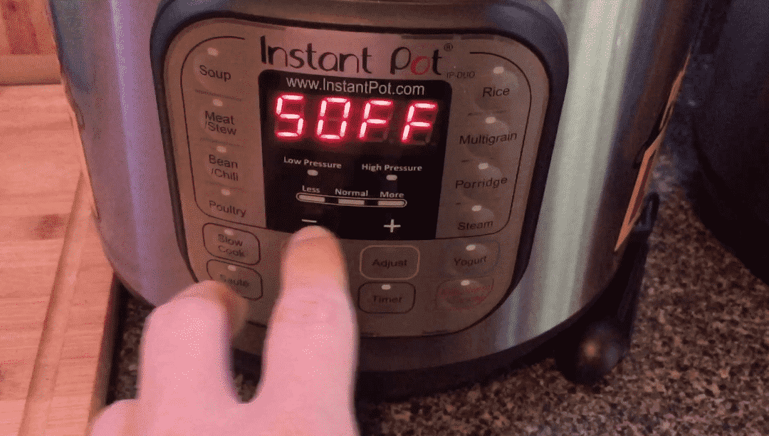 How To Turn The Sound Off On Your Instant Pot
