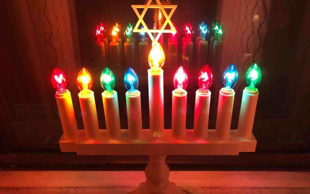 Pressure Luck's Hanukkah Menu!