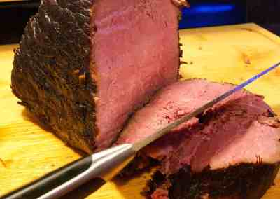 Sous Vide Roast Beef (French Dip)