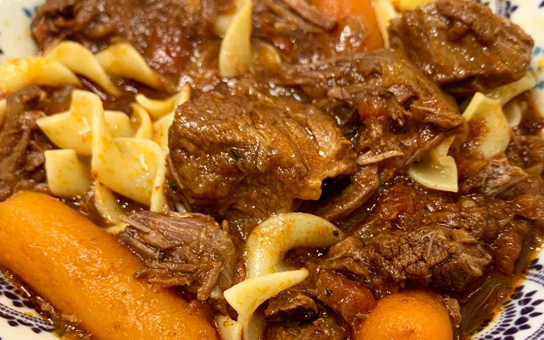 Instant Pot Best Hungarian Goulash