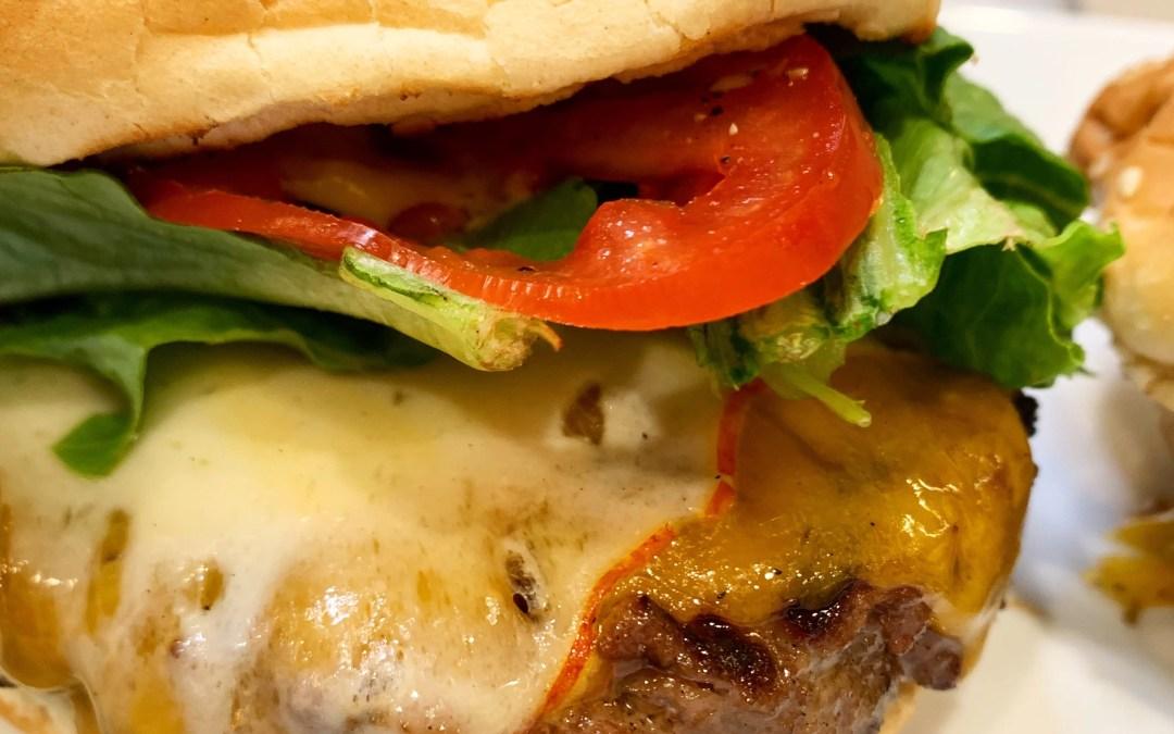The Perfect Ten Burger