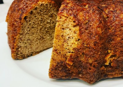 Instant Pot Best Banana Bread (Gluten-Free)