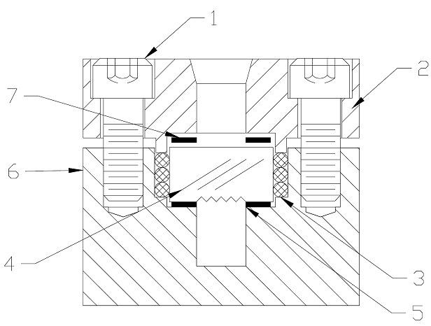 Reflex Liquid Level Gauge Assembly