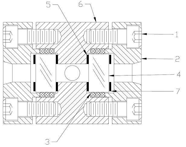 See-Thru Liquid Level Gauge Assembly