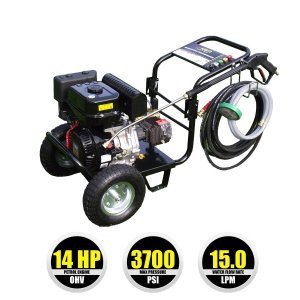 Kiam KM3700P 14hp Industrial Petrol Pressure Washer review best buy uk 2016 2017 2018