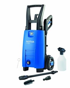 Nilfisk CP110 pressure washer review vs karcher pressurewasher-reviews