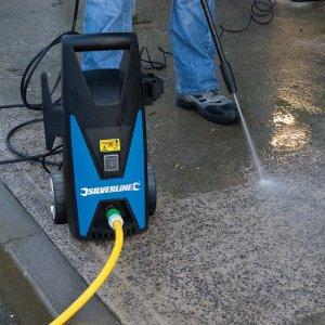 silverline 102580 pressure washer review