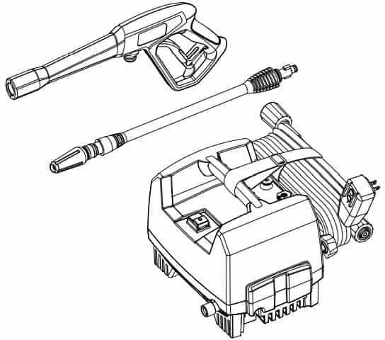 Ryobi RY141612 1600 PSI Pressure Washer: Spec Review & Deals
