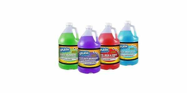 9+ Best Pressure Washer Detergent Soap Reviews (Edited)