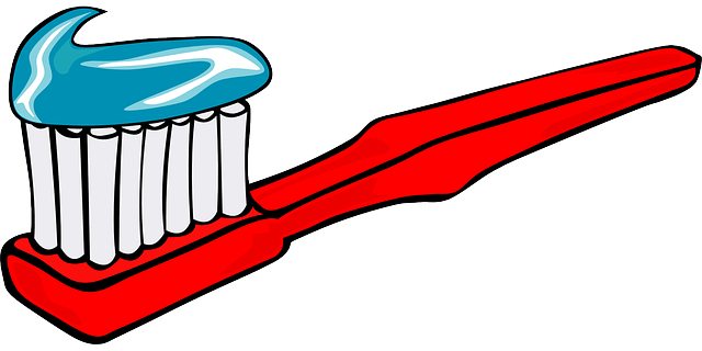 toothpaste jewelry cleaner