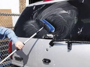 car washing brush