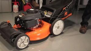 Remington Gas Push Lawn Mower