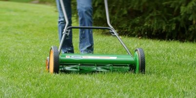 Scotts Classic Push Reel Lawn Mower