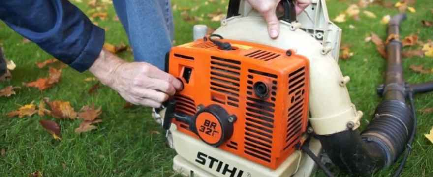 Backpack Leaf Blower Stihl vs Husqvarna