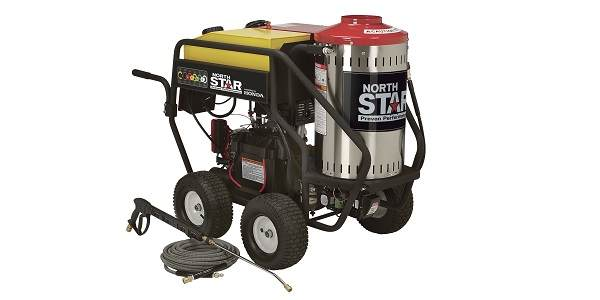 Steam Pressure Washer