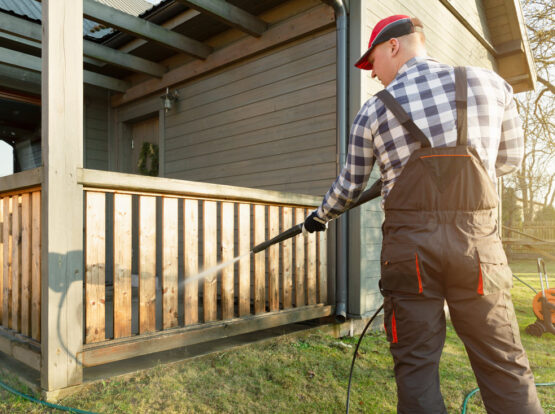 deck power washing San Bernardino
