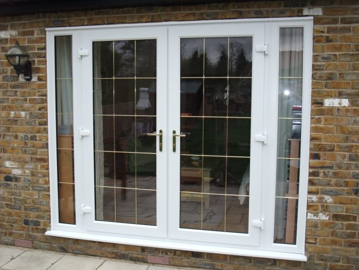 French  Patio Doors  Presswarm Windows Conservatories and Doors