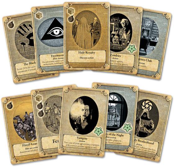 asie cards