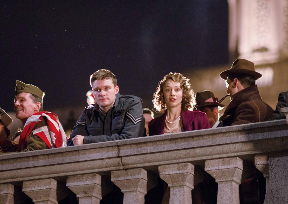 『ローマの休日』にまつわる映画『ロイヤル・ナイト 英国王女の秘密の外出』&『トランボ ハリウッドに最も嫌われた男』がまもなく公開!