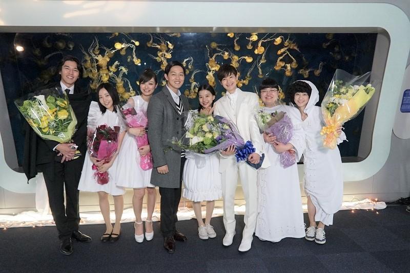 内田理央、「海月姫」遂に来週最終回! 自身のファンイベントも 3/31 に開催!