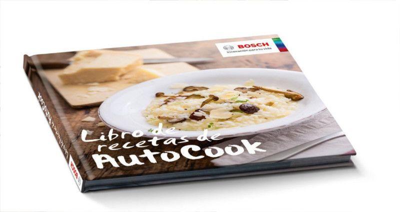 Robot de cocina libro de recetas