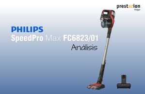 Philips SpeedPro Max FC6823-01 - Escoba con cepillo succion 360-analisis precio opiniones