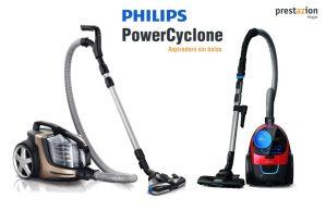 Philips PowerPro PowerCyclone -aspiradoras sin bolsa