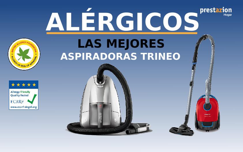 las mejores aspiradoras DE TRINEO ALERGICOS acaros polvo