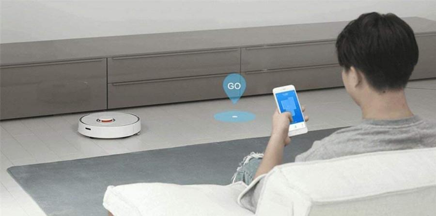 mejor robot aspirador con app y mapeo inteligente-vetajas
