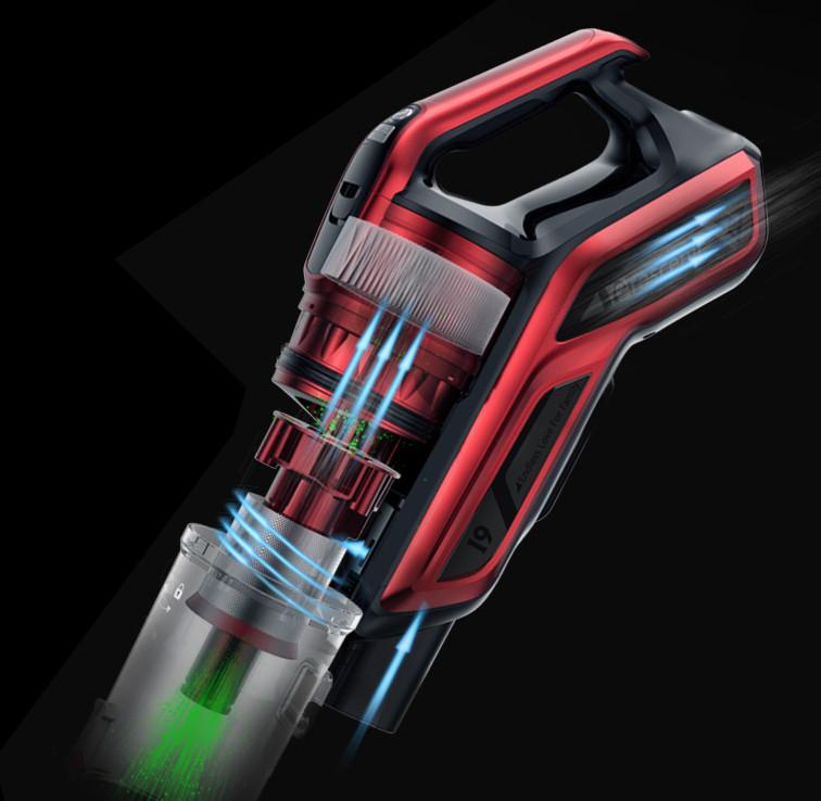 proscenic I9 Aspirador sin Cable filtros