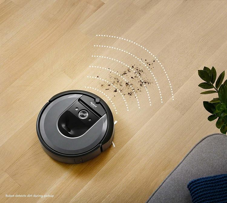 Roomba-i7156-dirt-detect