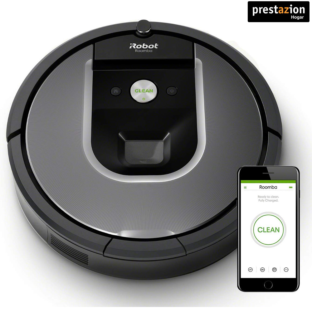 iRobot Roomba 960- robot aspirador