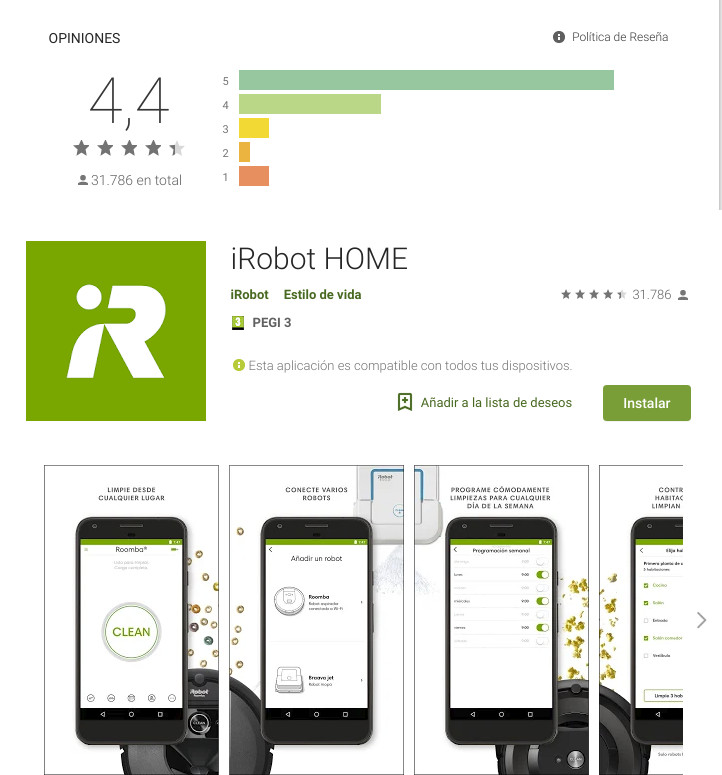irobot-home-aplicacion-google-play-opiniones