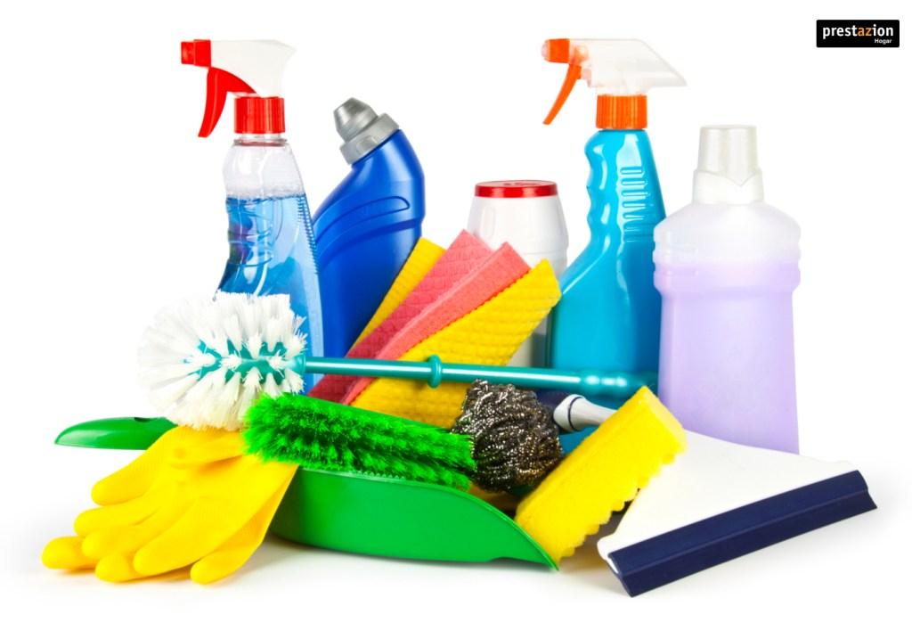 COV en los productos de limpieza