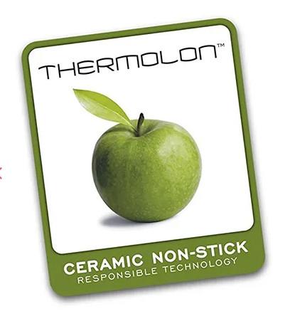 thermolon ceramica sarten antiadherente