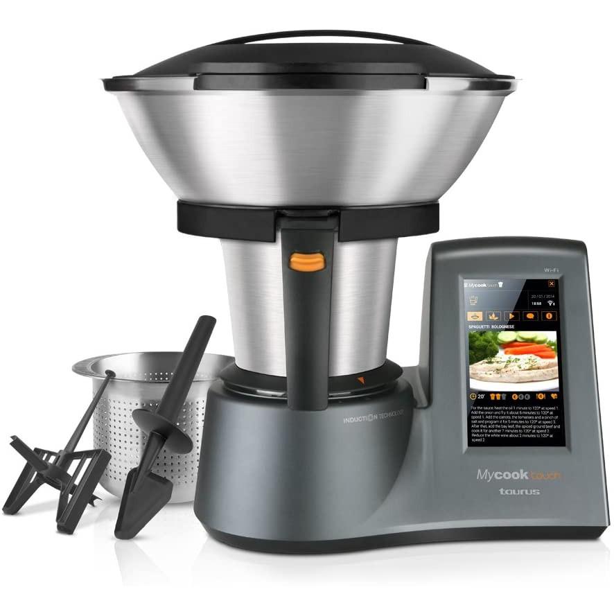 Robot-cocina-Taurus-Mycook-Touch-