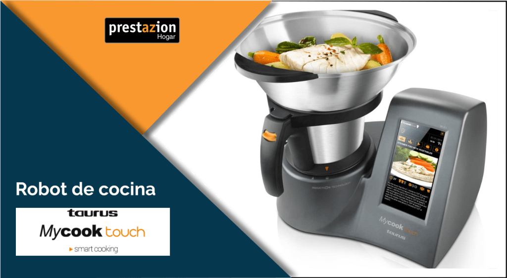 robot-de-cocina-taurus-mycook-touch