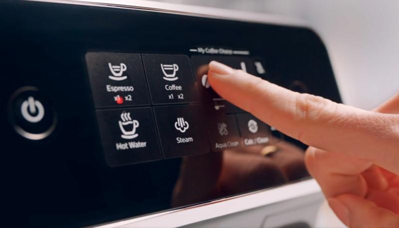 ¿Qué tipos de café hace cada cafetera con solo pulsar un botón?