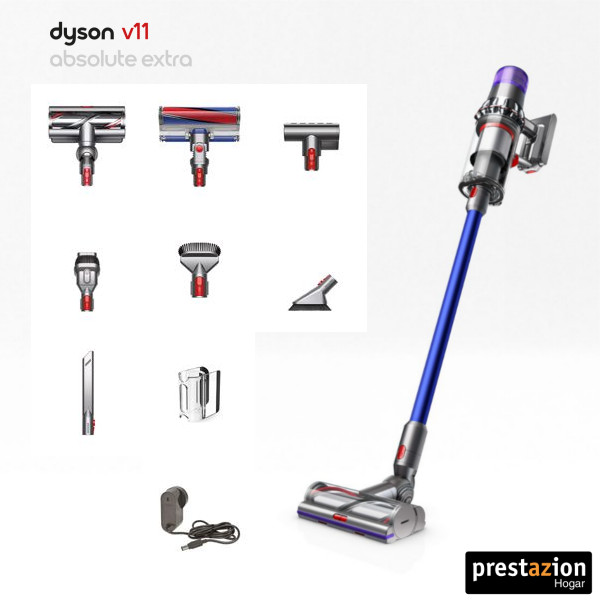 Dyson V11 Absolute Extra y accesorios