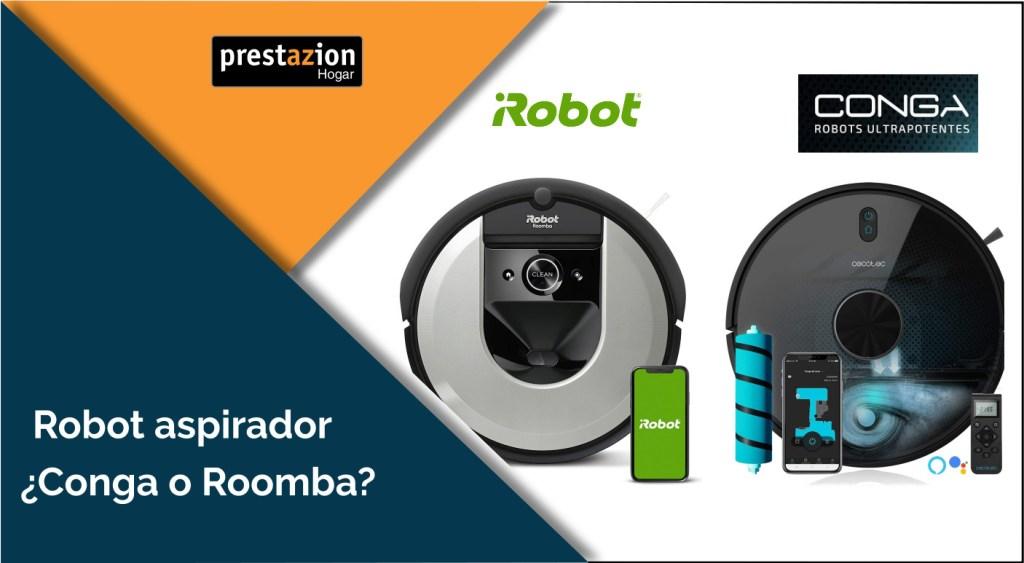 Conga o Roomba