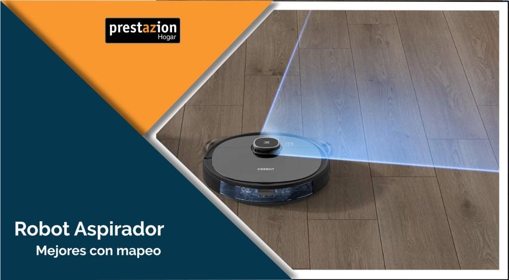 robot-aspirador laser camara