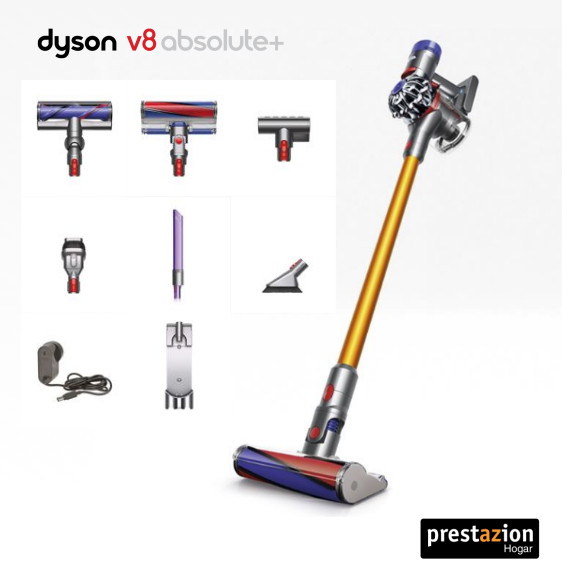 Dyson V8 Absolute + con accesorios