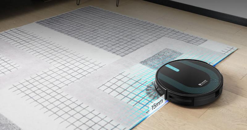Proscenic 850T Vboost alfombras