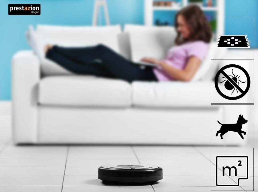 comprar robot aspirador mascotas alergicos alfombras y tamaño vivienda