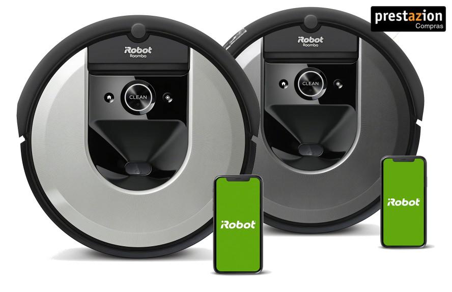 Diseño de Roomba i7 (i7+)